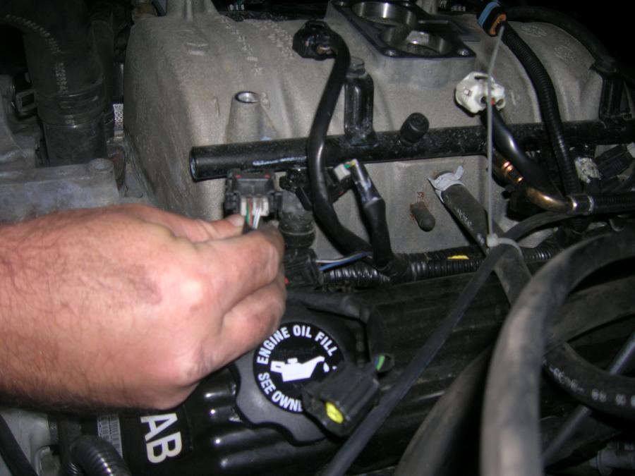 318 Plenum Reinforcement kit install
